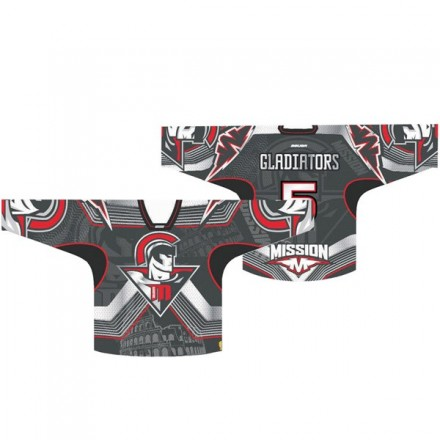 CAMISETA MISSION GLADIATORS