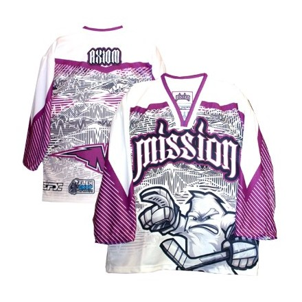 CAMISETA MISSION HERO