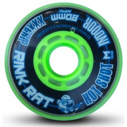 RUEDA RINK RAT HOT SHOT 80MM 76A XXX