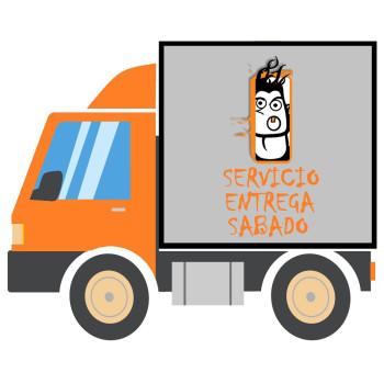 SERVICIO ENTREGA SABADO