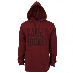 SUDADERA BAUER HOCKEY DISTRESSED